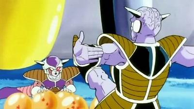 Dragon Ball Z, Frieza and Captain