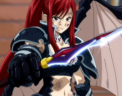 Fairy Tail Erza Scarlet