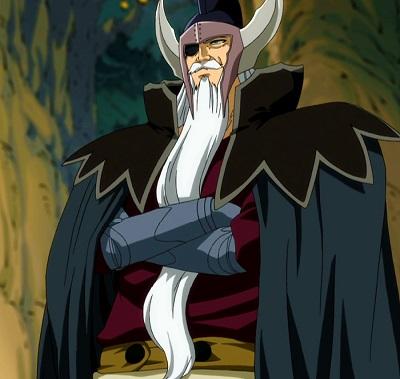 Fairy Tail Hades