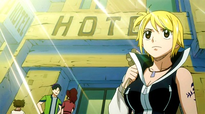 Fairy Tail Lucy Ashley