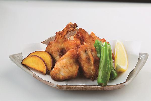 Winter Japanese Foods Deep Fried