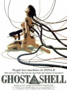 Ghost in the Shell anime similar Expelled from Paradise