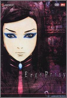 Ergo Proxy anime similar Expelled from Paradise