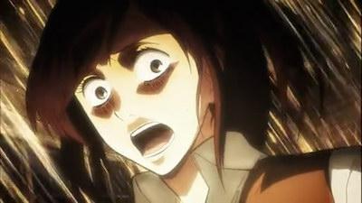 Shingeki no Kyojin Sasha Fart Attack on Titan quotes