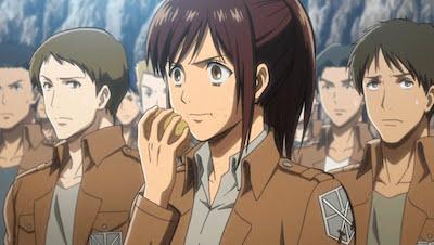 Shingeki no Kyojin Sasha Potato Attack on Titan quotes