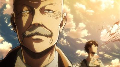 Shingeki no Kyojin Dot Pixis Spit Attack on Titan quotes