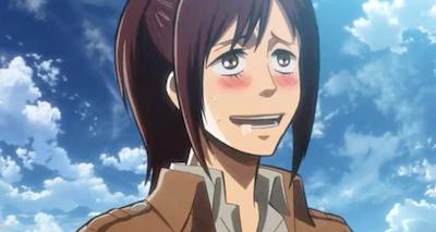 Shingeki no Kyojin Sasha Meat