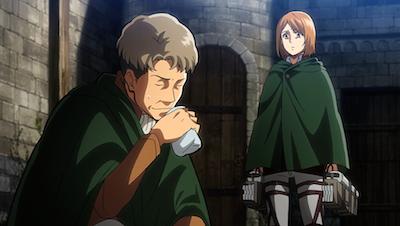 Shingeki no Kyojin Petra and Oluo Attack on Titan quotes