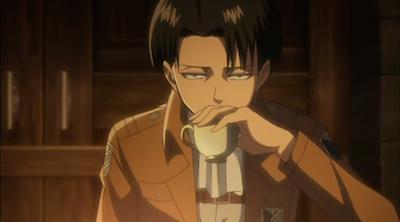 Shingeki no Kyojin Levi Tea Attack on Titan quotes