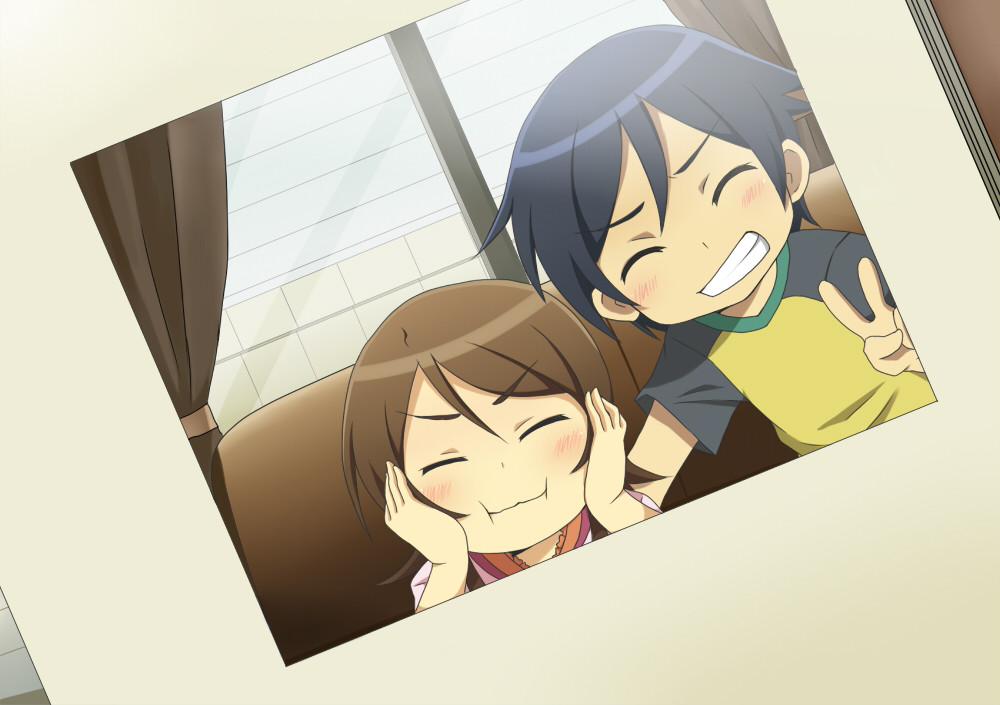 Oreimo Little Kyousuke Kirino
