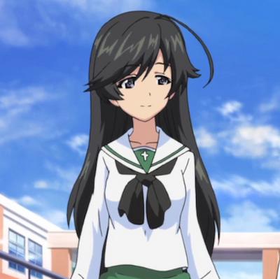 Girls Und Panzer Hana Isuzu