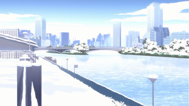 Tsukimonogatari Tenmabashi Osaka