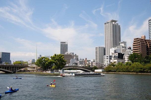 Tenmabashi Osaka