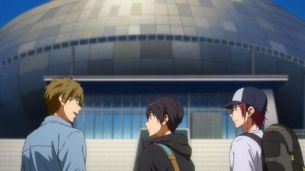 Free!-Eternal Summer- Namihaya Dome