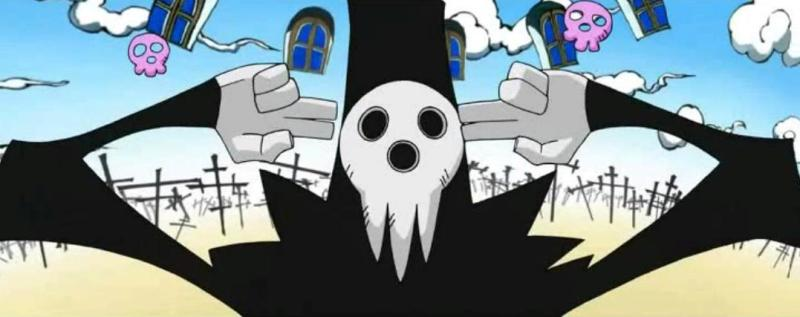 Soul Eater shinigami