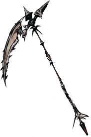 Soul Eater scythe