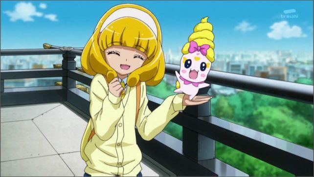 Smile Precure! Kise Yayoi