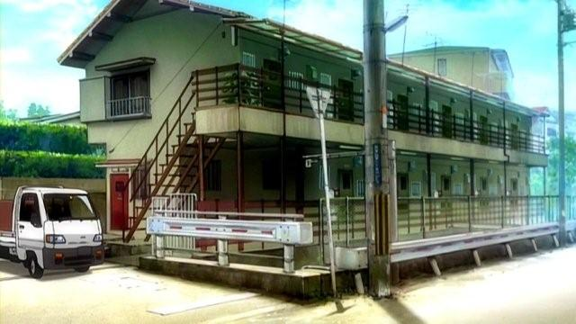 Clannad: After Story apartment Osaka