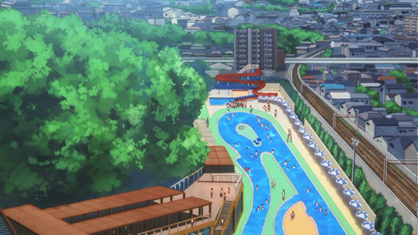 Chuunibyou demo Koi ga Shitai! Ren Hirakata Park