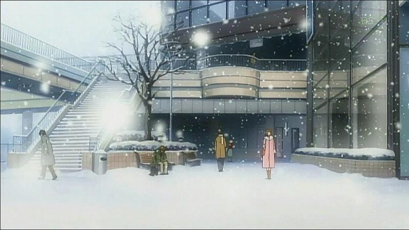 Kanon (2006) Moriguchi Station