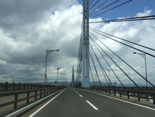 Sugaharashirokita Bridge