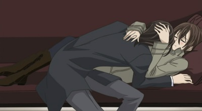 Vampire Knight Stay With Me