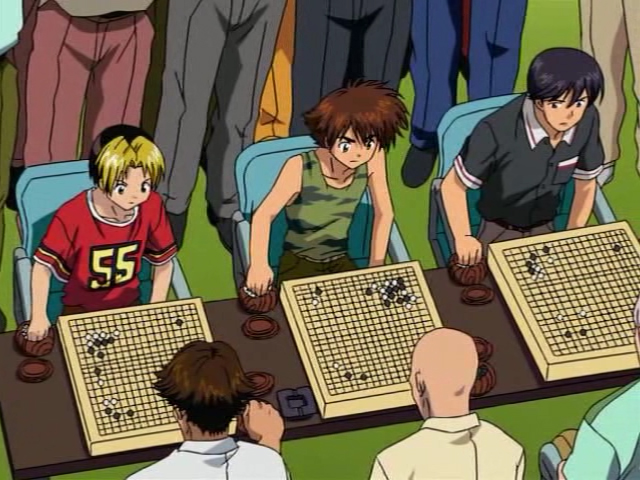 Traditional Japanese Games in Anime Hikaru no Go