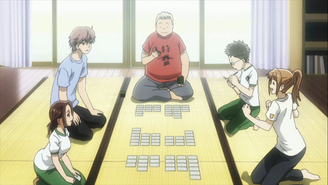 Traditional Japanese Games in Anime Chihayafuru