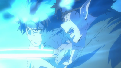 Ao no Exorcist - Okumura brothers