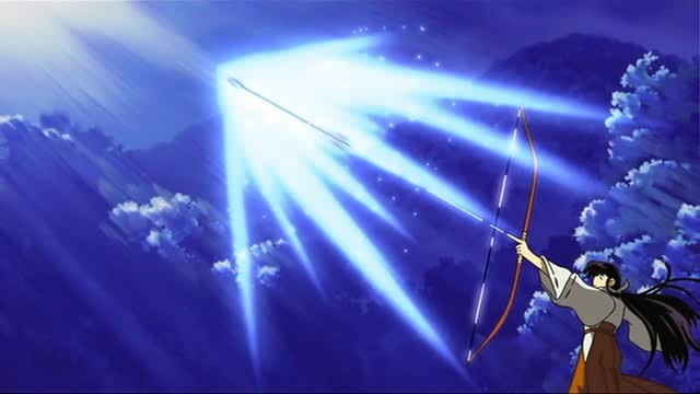 InuYasha sacred arrow