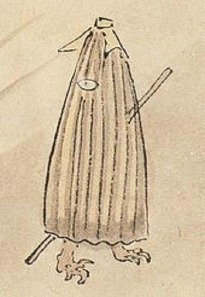 Strange Creatures from Japanese Folklore Kasa-Obake
