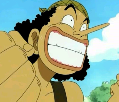 Usopp from One Piece
