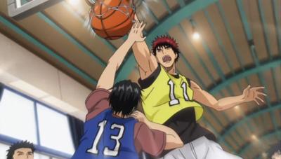 Kagami & Mitobe - Kuroko no Basket
