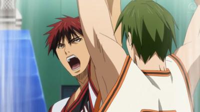 Kagami & Midorima - Kuroko no Basket