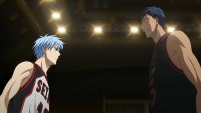 Kuroko & Aomine - Kuroko no Basket