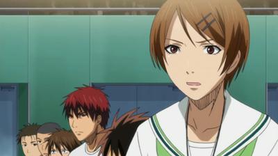 Riko & Seirin - Kuroko no Basket