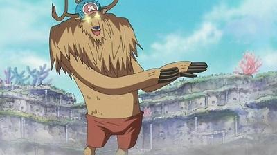 One Piece quotes Tony-Tony Chopper