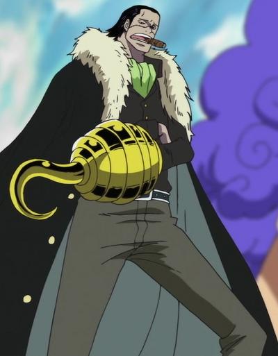 One Piece quotes Crocodile