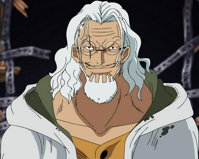 One Piece quotes Silvers Rayleigh