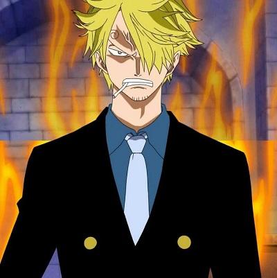 One Piece quote Sanji