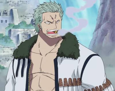 One Piece Smoker quote