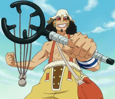 One Piece quotes Usopp