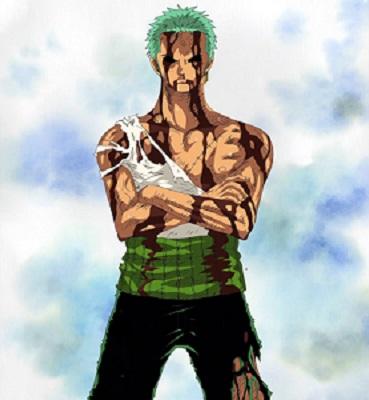 One Piece quote Roronoa Zoro