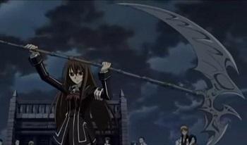 Vampire Knight Pureblood Yuuki and the Artemis Rod