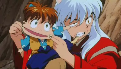 InuYasha and Shippo