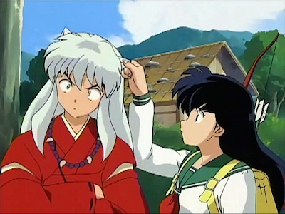 InuYasha and Kagome 2