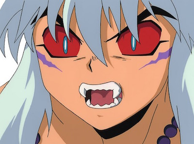 InuYasha Demon Form