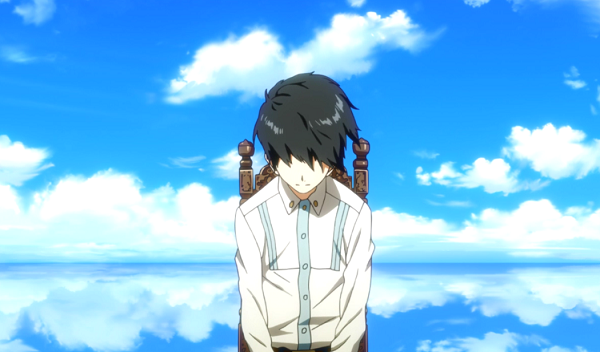 Tokyo Ghoul Unravel TK from Ling Tosite Sigure anime openings beautiful blue anime sky motif