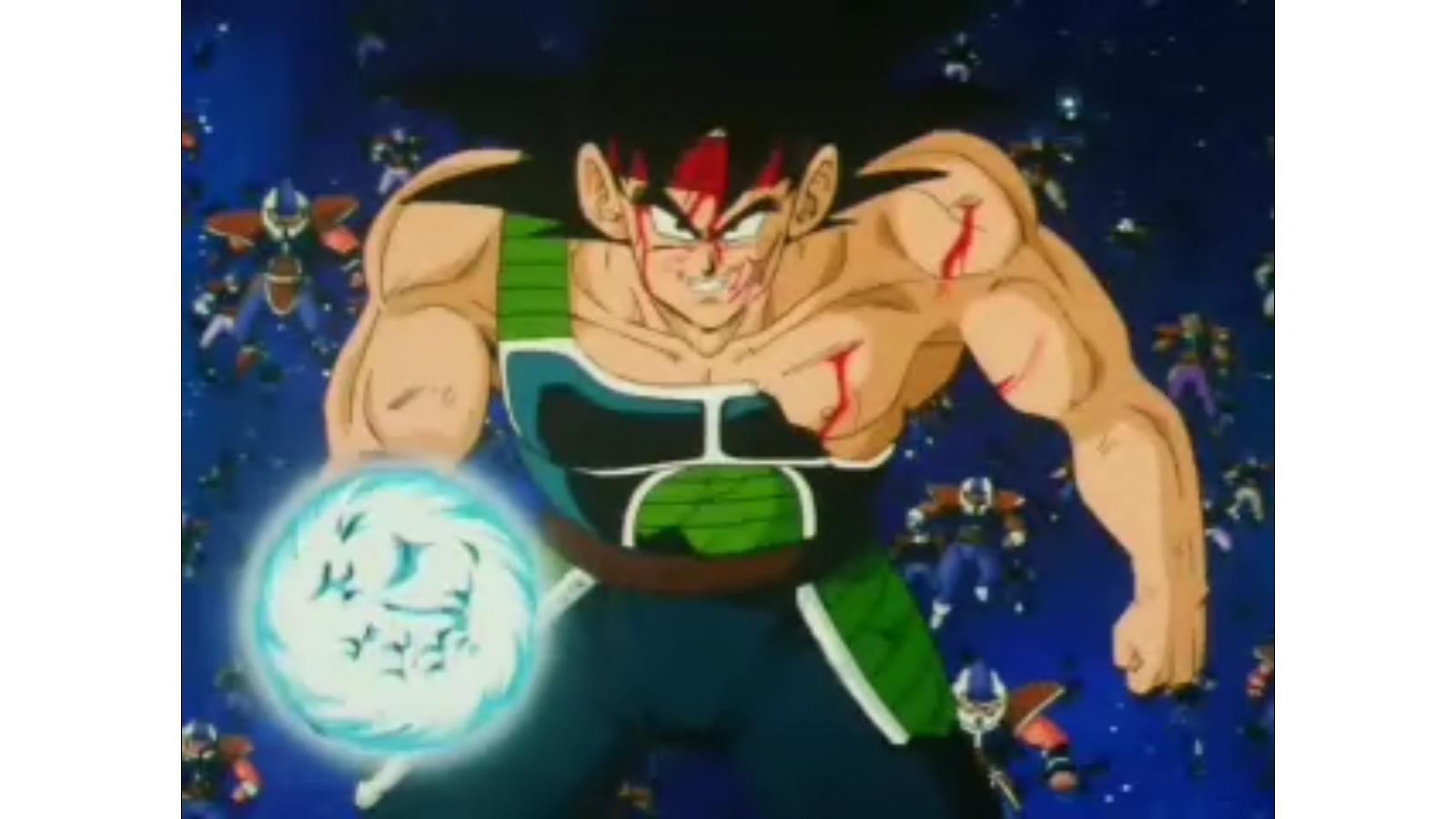 Dragon Ball Z Saiyans