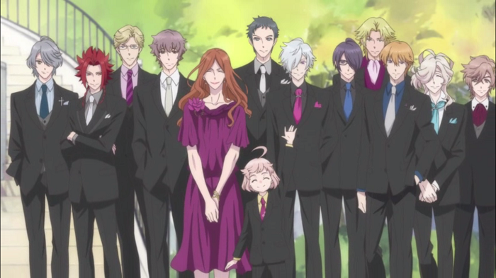 Brothers Conflict Asahina Brothers